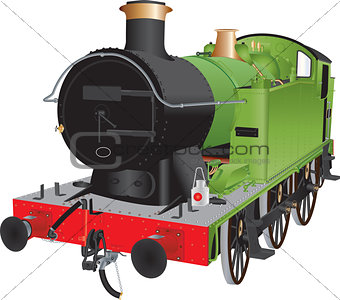 Green Tank Engine