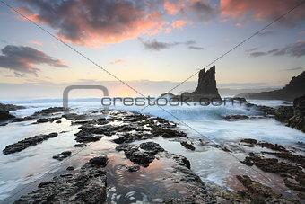 Cathedral Rock Kiama Australia