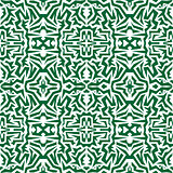 seamless wallpaper. Motley African repetitive pattern. Green pri