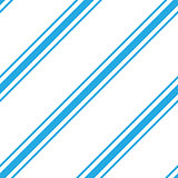 Seamless simple wallpaper. The diagonal blue stripes on a white