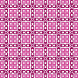 Seamless wallpaper. purple geometric repetitive print