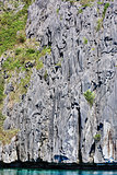 Cadlao island rocks cliff El Nido Philippines