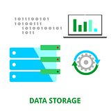 vector - data storage