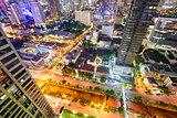 Bangkok Thailand Cityscape