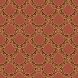 Boho-chic seamless pattern