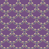 Seamless pattern. The boho chic
