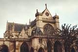 The Church of Saint-Germain l'Auxerrois, Paris