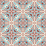 Seamless Tribal vector pattern