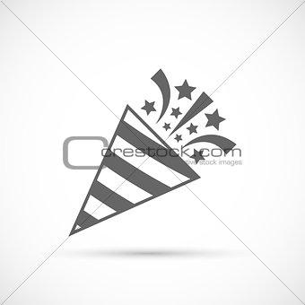 Slapstick hoiday icon