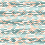 Vector Seamless Horizontal Parallel Lines Pattern