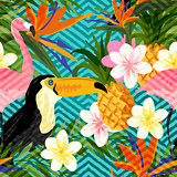 Tropical Geometric Summer