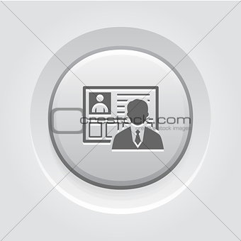 Business Profile Icon