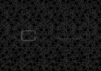 Black Dotted Texture