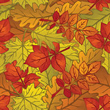 Autumn Leaves Low Poly