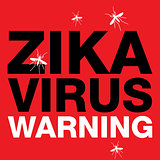Zika Virus Red Warning