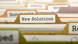 New Solutions Concept on Folder Register.