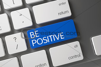 Be Positive Keypad.