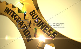 Business Integration on the Golden Gears.