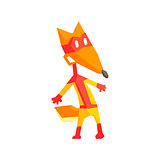Fox Super Hero Character