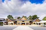 Hiroshima Japan Temple