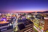 Kumamoto, Japan Cityscape