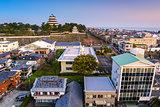 Shimabara, Japan skyline