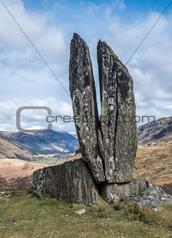 Praying Hands of Mary Glen Lyon