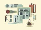 News design concept