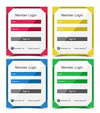 Vector member login