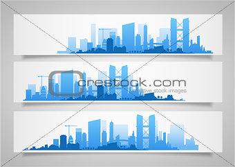 City Skyline Sets