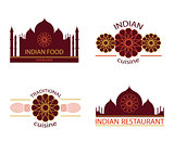 Indian food restaurant