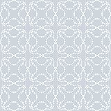 Dots ornaments - seamless pattern.