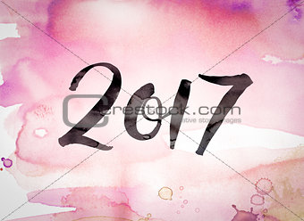 2017 Concept Watercolor Theme