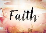 Faith Concept Watercolor Theme