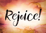 Rejoice Concept Watercolor Theme