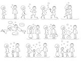 Love Story Set outline