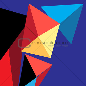 Abstract  decoration background