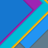 Modern material design vector background.