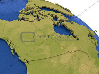 Canada on Earth