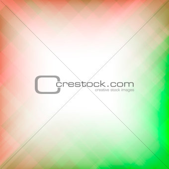 Abstract Elegant Red Green Background.