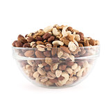 Almond, pistachio, peanut, walnut, hazelnut mix