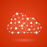 Cloud computing - internet communication network