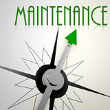 Maintenance on green compass