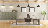 Contemporary office space