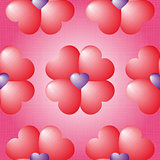 Happy Valentines Day pattern