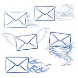timely messages envelopes