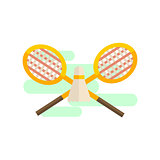 Badminton Playing Set