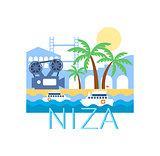 Niza Classic Toristic Scenery