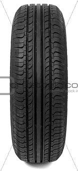 Car rubber tire