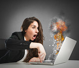 Computer work overload